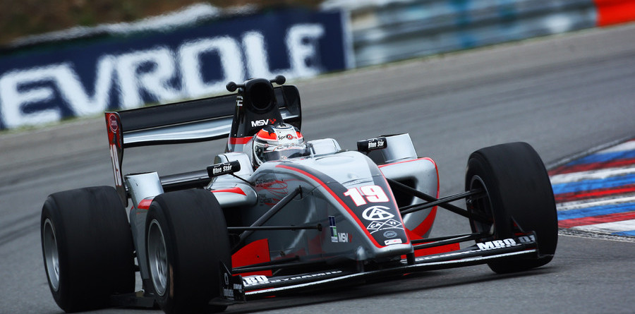 De Marco takes first F2 win at Brno