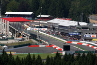 The race is on again at scenic Spa