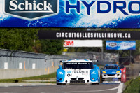 Pruett, Rojas take the win in Montreal