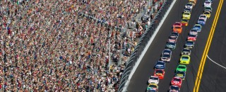 Ingram's Flat Spot On:  Is NASCAR A Reality Script?
