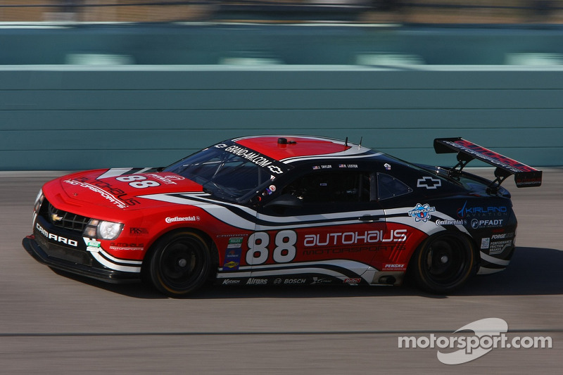 Autohaus Motorsports qualifying report