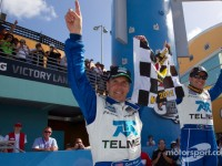 Pruett, Rojas take the victory in Homestead