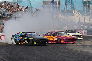 Road racing USA Formula Drift Long Beach preview
