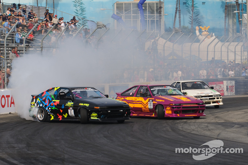 USA Formula Drift Long Beach preview