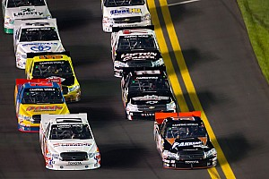 NASCAR Truck Johanna Long race report