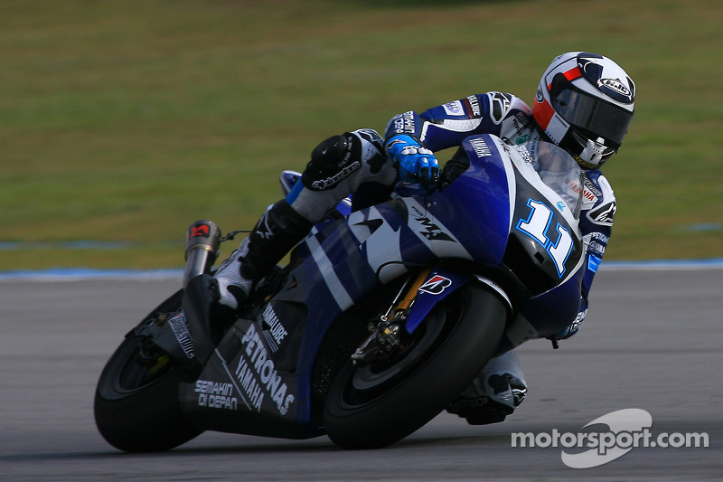Yamaha Qatar test, day 2 report