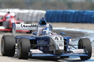 Indy Lights Anders Krohn season preview