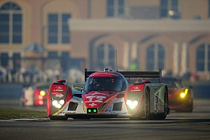 ALMS REBELLION Racing race report