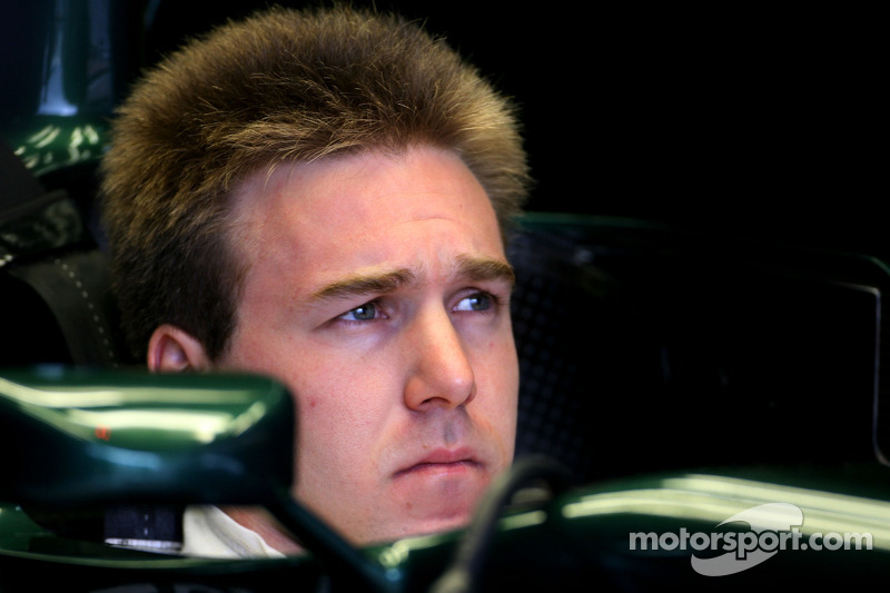 Valsecchi to drive Lotus on Friday in Malaysia