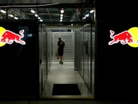 Red Bull using 'start-only' compact KERS?