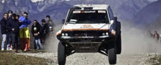 Cross-Country Rally Gadasin wins first FIA Cross Country Baja event