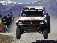 Gadasin wins first FIA Cross Country Baja event
