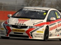 Neal On Pole For BTCC Season Opener