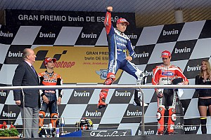 MotoGP Bridgestone Race Report