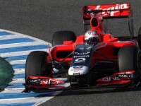 Virgin must speed up to stay ahead of HRT - Glock