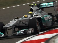 Mercedes GP Friday Report