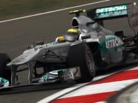 Mercedes GP Friday Report