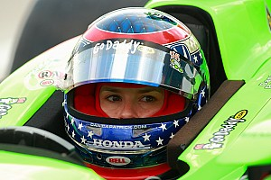 Andretti Autosport Friday report