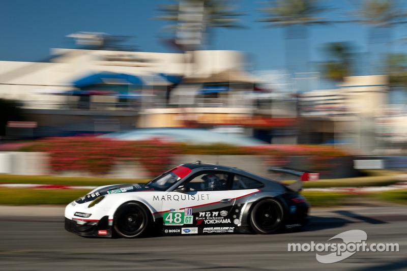 Paul Miller Racing race report