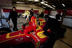 Racing Engineering Barcelona Test Preview