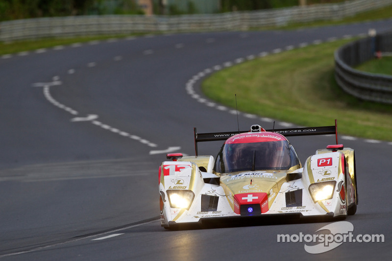 REBELLION Racing Le Mans Test Day Preview