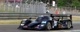 Le Mans Level 5 Motorsports Le Mans test report