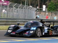 Level 5 Motorsports Le Mans test report