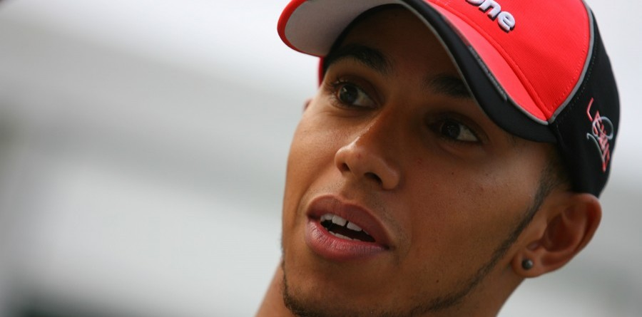 No rush for new Hamilton contract - Whitmarsh