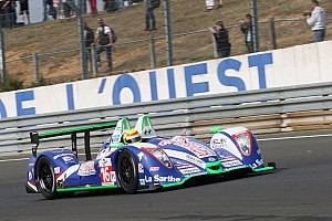 Pescarolo Team Le Mans Test Report