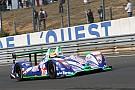 Pescarolo Team Le Mans Test Report