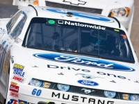 Edwards nabs Nationwide pole at Richmond