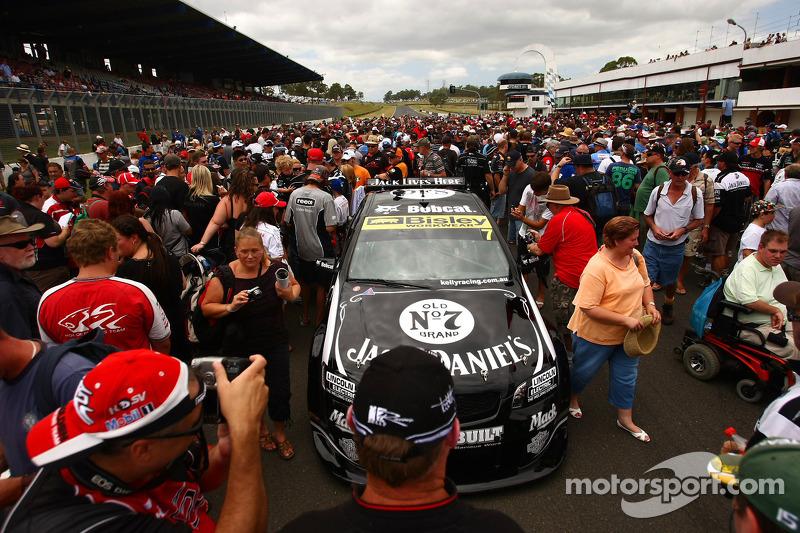 Jack Daniel's Racing Sunday report