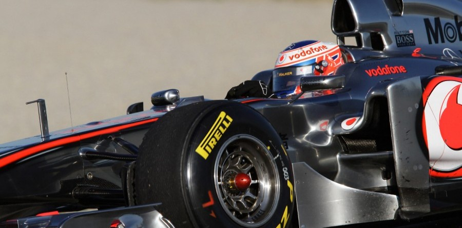 McLaren to keep Button for 'years' - Whitmarsh