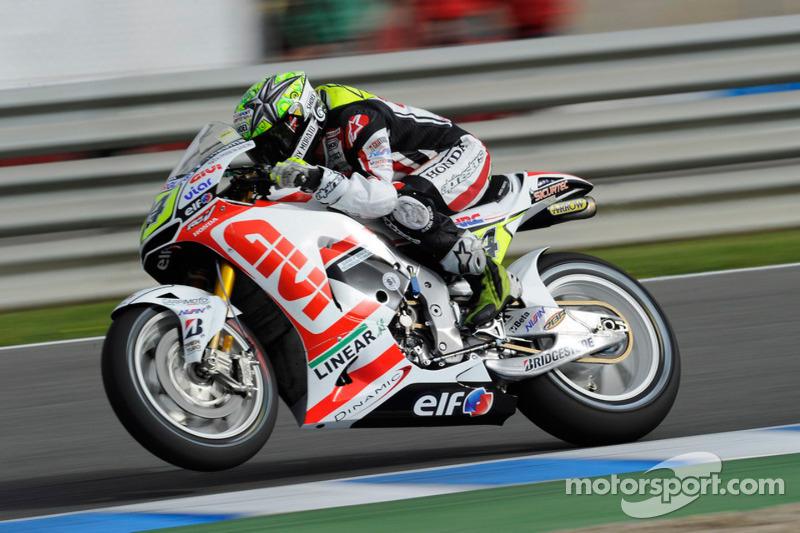 LCR Honda Race Report