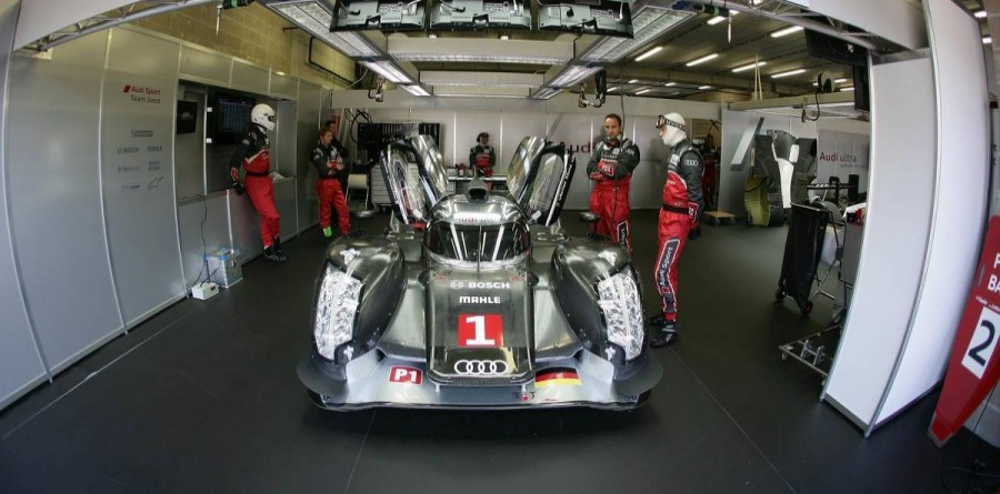 Audi Outruns Peugeot For Spa Pole