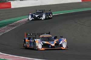 European Le Mans Team ORECA-Matmut Spa qualifying report