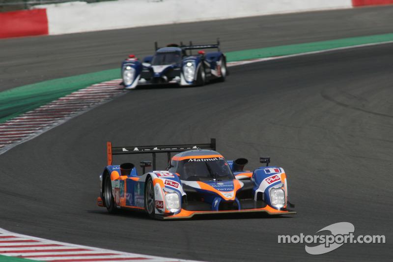 Team ORECA-Matmut Spa qualifying report