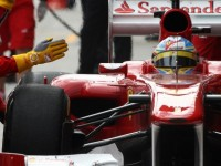 Turkish GP Ferrari Qualifying Report
