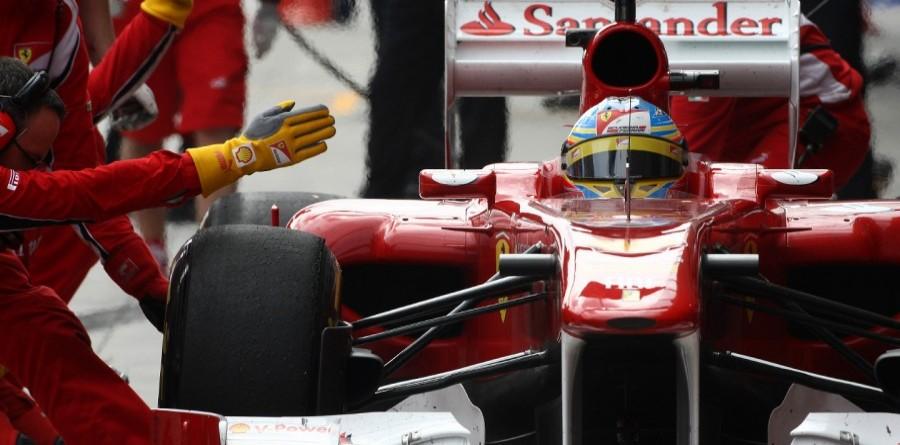 Turkish GP Ferrari Qualifying Report