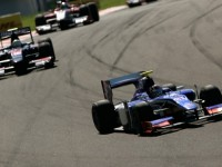 GP2 Istanbul Sprint Goes To Tridents Coletti 