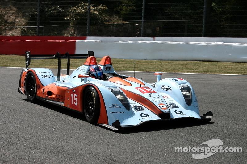 OAK Racing Spa Race Report