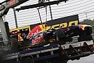 Vettel crash provides front wing flex clue - report