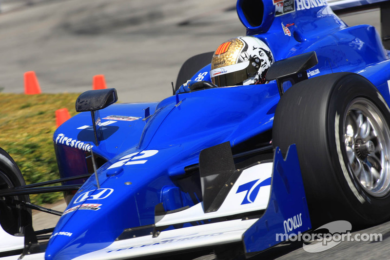 NHR's Oriol Servia Indy 500 preview