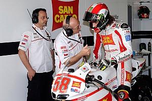 Gresini Racing French GP Qualifying Report