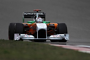 Formula 1 Force India backs Sutil for Barcelona race only