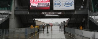 IndyCar Rain and cold again dampen Indy 500 preparations