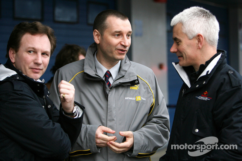 Renault Sport heading for Spanish GP at Barcelona