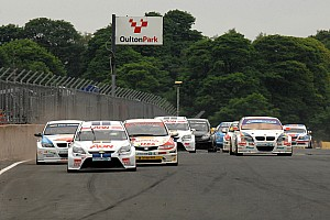 BTCC Series Prepares For Oulton Park