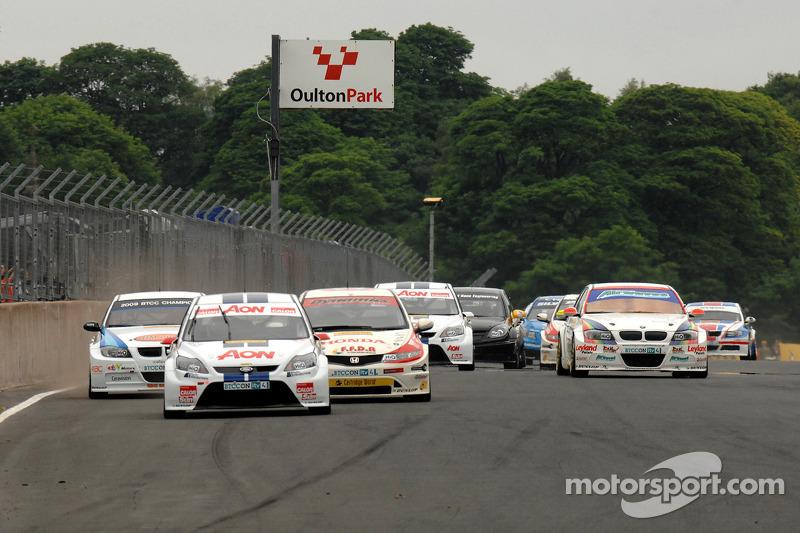 BTCC Series Prepares For Oulton Park