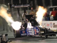 Antron Brown looks to win at Topeka